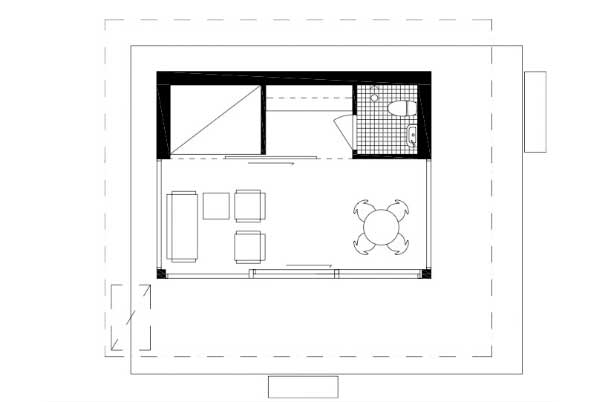 Sommarnojen KS-30 Floor Plan